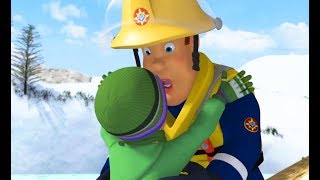 Fireman Sam US ❄️NORMAN'S ICE RINK EMERGENCY! 🔥⛄️WINTER SPECIAL ❄️🔥Kids Cartoons