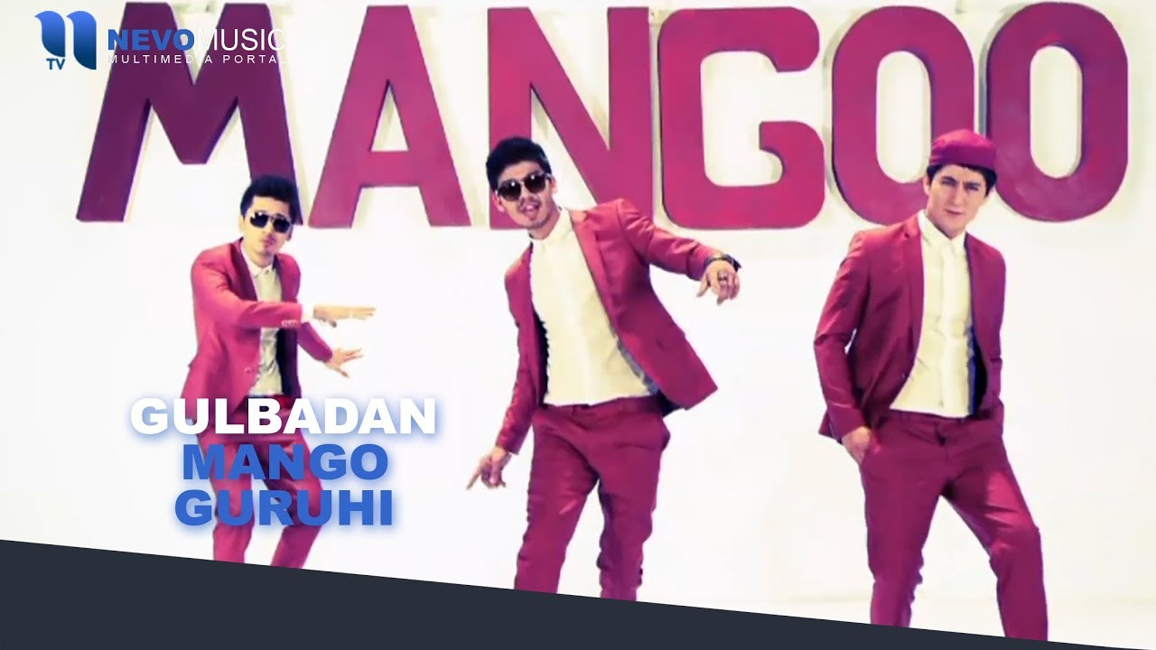 Mango guruhi - Gulbadan | Манго гурухи - Гулбадан