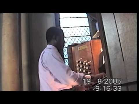 Organ Recital by Solomon Ayodeji Oshun, A Qualified Professional Nigerian Organist.