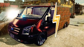 Car Mechanic Simulator 2018 - ТАЧКА НА ПРОКАЧКУ! FORD TRANSIT #1