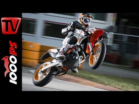 KTM 690 SMC-R 2014 Pro-SUMO-Rider | Drifts-Slides-Action