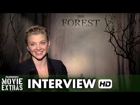 The Forest (2016) Official Movie Interview - Natalie Dormer