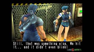 Chaos Break - Gameplay PSX / PS1 / PS One / HD 720P (Epsxe)