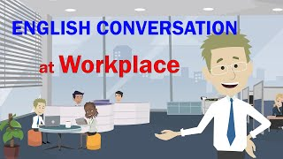English Conversation at Work  -   Topics situations that may happen at workplace screenshot 3