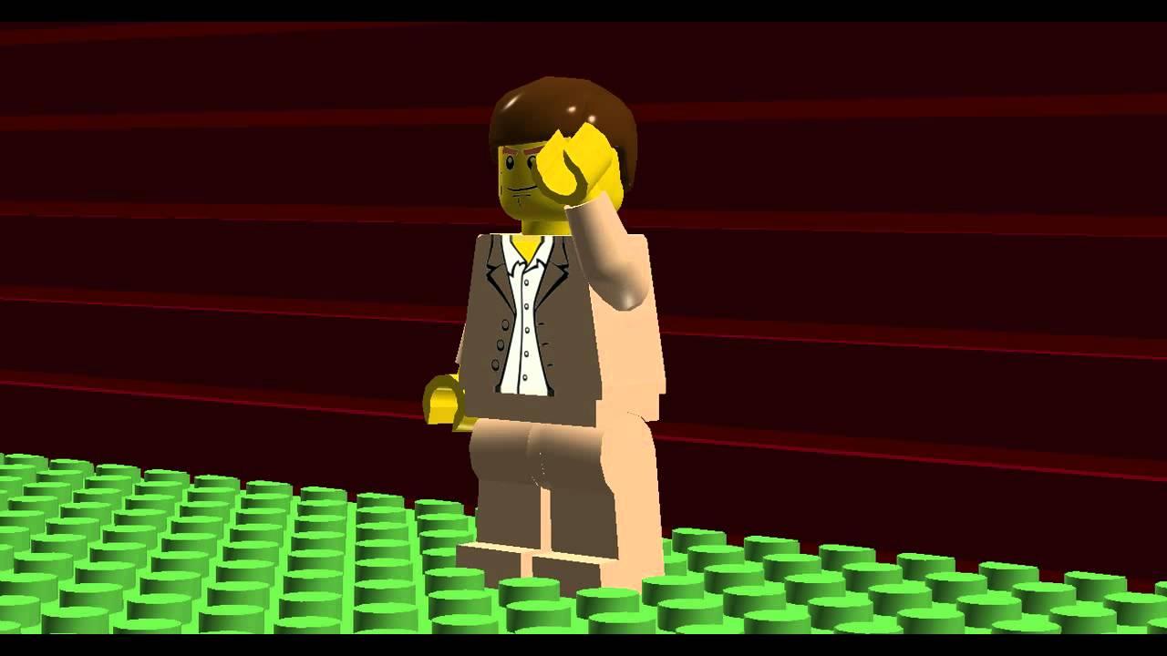 Lego Digital Designer Animation Youtube