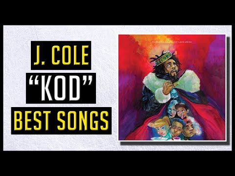 "BEST J. Cole Songs On ""KOD"""