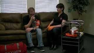 EMT Medical skill - Nitroglycerin