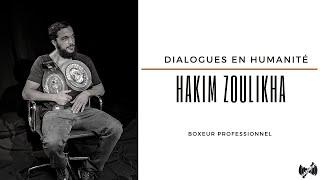 Time to Be #38 : Hakim Zoulikha, boxeur professionnel