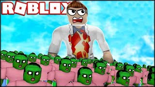 IMI FAC PROPRIA ARMATA ZOMBIE! | Roblox Infection INC