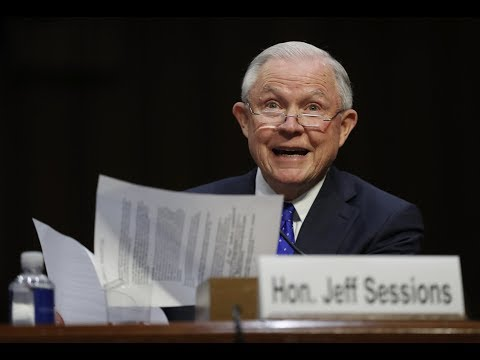 BREAKING NEWS 10/18/17   CAPITAL HILL: ATTORNEY GENERAL JEFF SESSIONS TESTIFIES