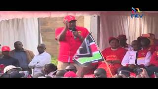 President Uhuru and DP Ruto claim NASA is not ready for elections