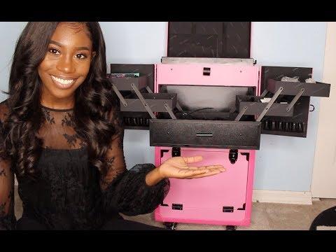 My Shany Case! | Traveling Hair Stylist