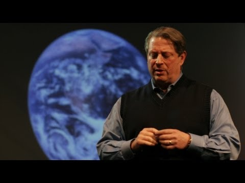 Averting the climate crisis – Al Gore