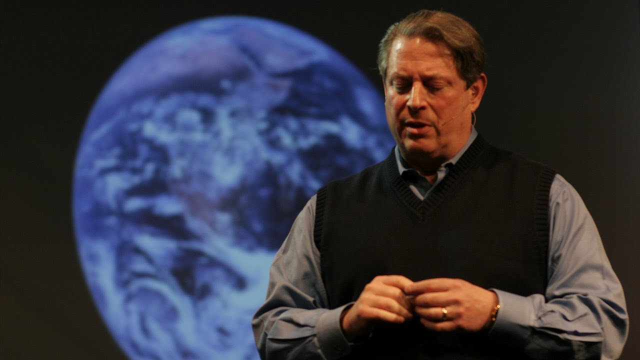 Image result for al gore ted talk