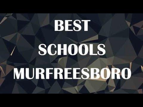 Best Schools around Murfreesboro, United States