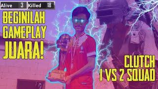 Moment Ketika Zuxxy Ngamuk! Solo vs Squad Akhir Season 18 Kills, Miramar Rata Tanah
