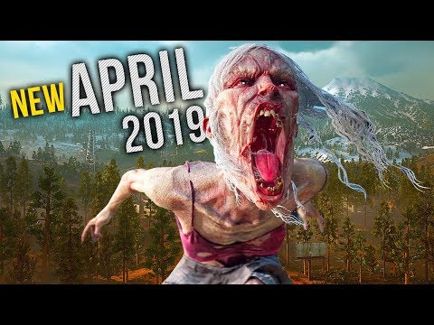Top 10 NEW Games of April 2019