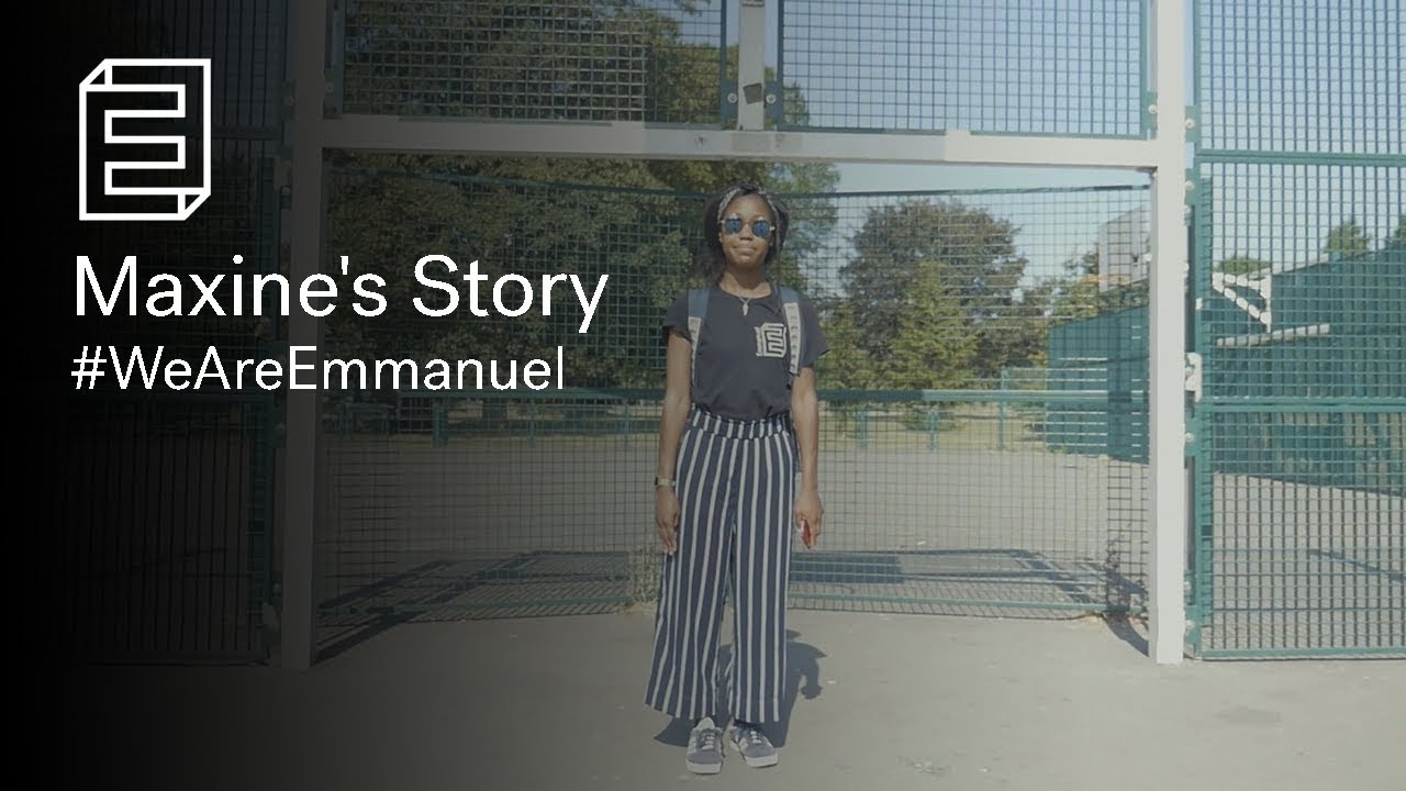 Maxine's Story  | #WeAreEmmanuel Cover Image
