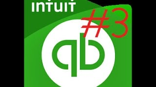 QuickBooks Online Tutorial for beginners / Sales receipt #3