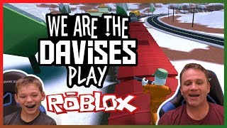 Ich raubte den Zug | Roblox Jailbreak EP-45 | Wir sind die Davises Gaming