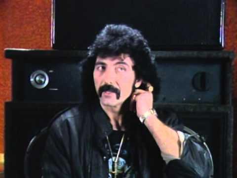 Tony Iommi Interview