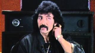 Tony Iommi - Interview - 7/6/1984 - unknown (Official)