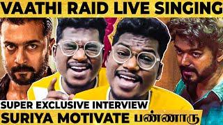 Thalapathy Cute-ஆ 'சமத்துக்குட்டி' சொல்றப்போ! Vaathi Raid Making Secrets - Arivu Breaks for 1st Time