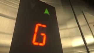 R1 OTIS Gen 2 MRL Lift in Napier CBD