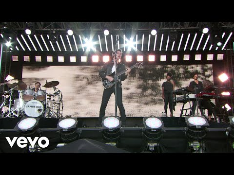 James Bay - Pink Lemonade (Live From Jimmy Kimmel Live / 2018)