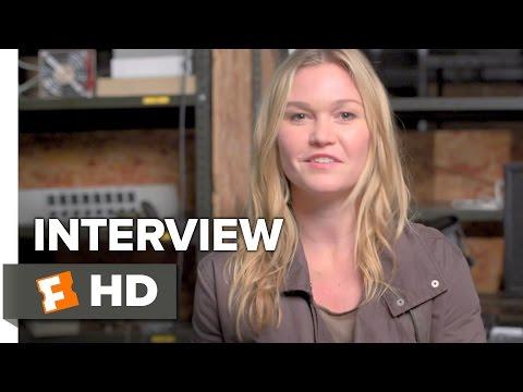 Jason Bourne Interview - Julia Stiles (2016) - Action Movie