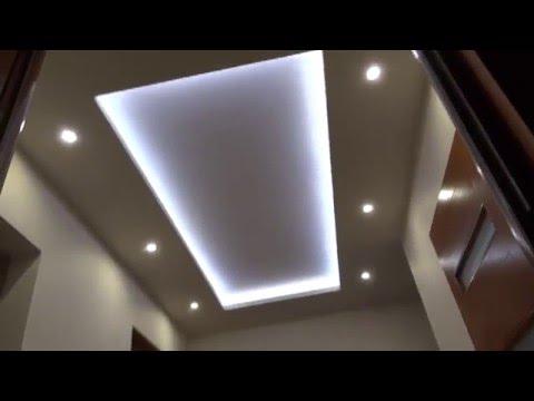 sufit podwieszany ta ma led ceiling lights led strip. Black Bedroom Furniture Sets. Home Design Ideas