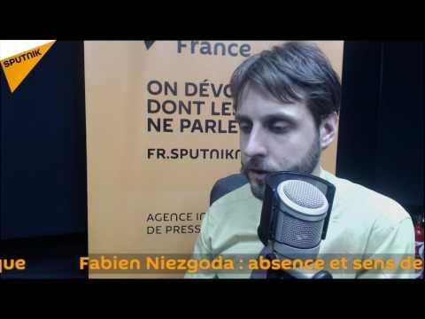 Fabien Niezgoda : absence et sens de l'écologie politique