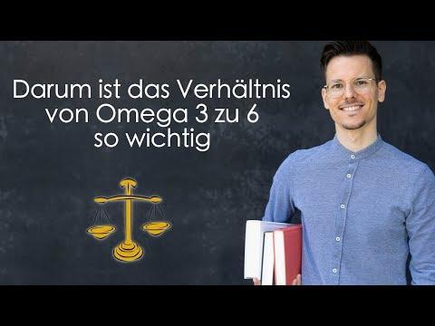 Darum ist das Verhältnis von Omega 3 zu Omega 6 so wichtig (1/3)