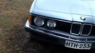Hieno BMW merkki