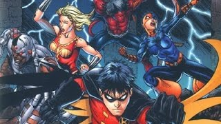 Teen Titans Tribute [The Pretender]