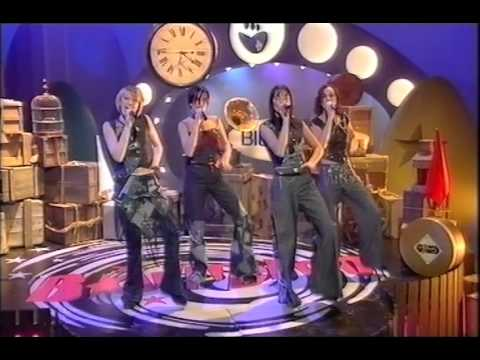 B*Witched - Jesse Hold On (live Blue Peter)