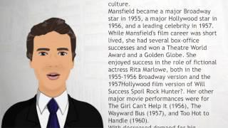 Jayne Mansfield - Wiki Videos