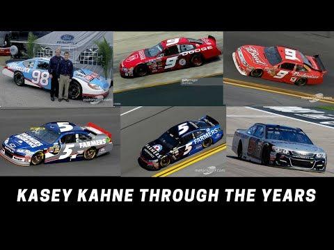 Kasey Kahne Through The Years