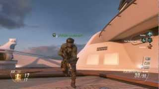 Call of Duty Black Ops 2 Epic Dolphin Dive Headshot