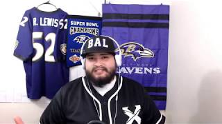 Will The Ravens BLOW OUT the Raiders? | Oakland Raiders @ Baltimore Ravens Preview | Joe Noobo