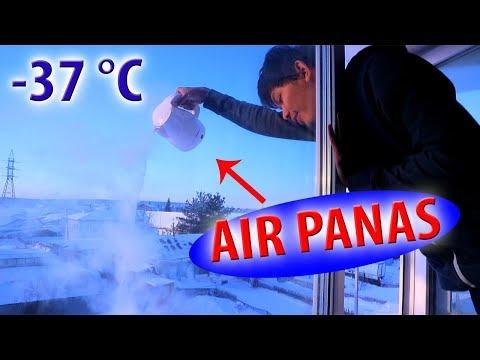 Cuaca Dingin Ekstrem di Tomsk, Rusia : -37°C #nasibmahasiswa
