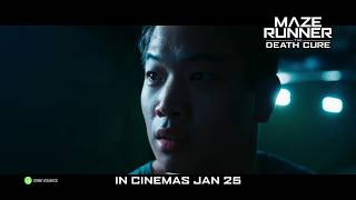 Maze Runner: The Death Cure ['In The Maze' Movie Clip in HD (1080p)]