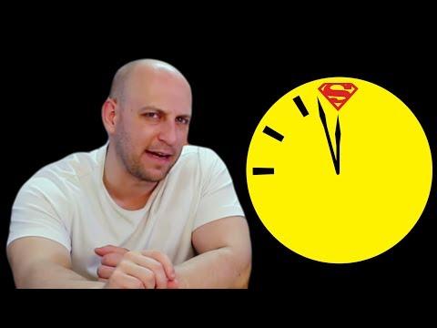 DC Comics Doomsday Clock | TNTM COMIC BOOK REVIEW