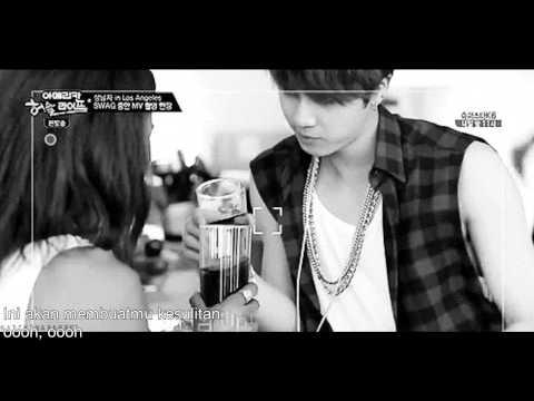 [INDO] Rap Monster & Jin - Trouble