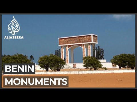 Benin: Monuments from slave trade era restored in Ouidah city