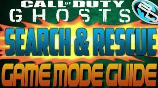 """Call of Duty Ghosts"" ""Search and Rescue"" Class Setup Tips & Tricks - Ghosts Search and Rescue"