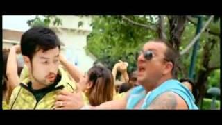 HEY RASCALS VIDEO SONG - Lisa Haydon, Kangna, Ajay Devgn, Sanjay Dutt