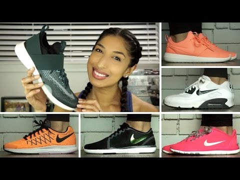 Favorite Workout / Casual Nike Shoes of 2016!