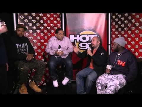 Killaz Battle League talk to Cipha & Rosenberg