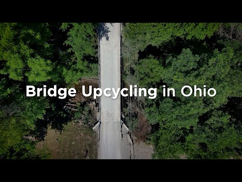 Bridge Upcycling in Ohio